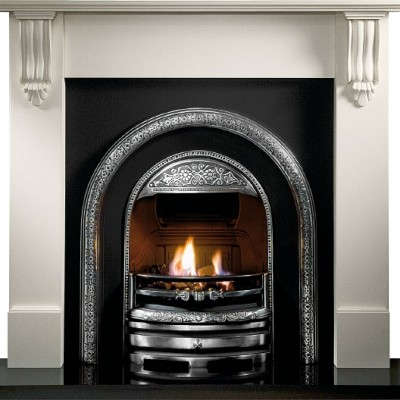 GAL001 - Bolton Cast Iron Fireplace Insert
