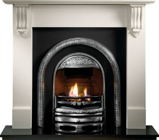 Bolton Cast Iron Fireplace Insert