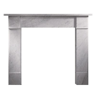 GAL032 - The Brompton Carrara Marble Surround