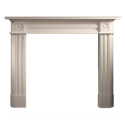 The Chiswick Agean Limestone Surround