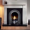 GAL002 - Coronet Cast Iron Fireplace Insert