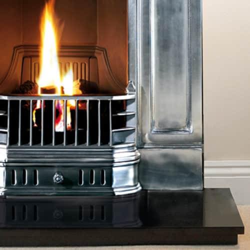 Barcelona Cast Iron Combination Fireplace