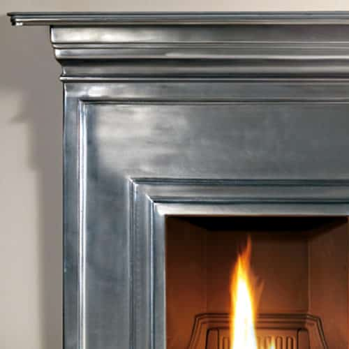 Barcelona Cast Iron Combination Fireplace