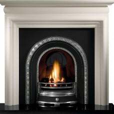 GAL004 - Henley Cast Iron Fireplace Insert