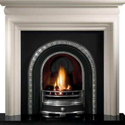 Henley Cast Iron Fireplace Insert