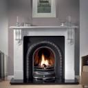 GAL004 - Henley Cast Iron Fireplace Insert