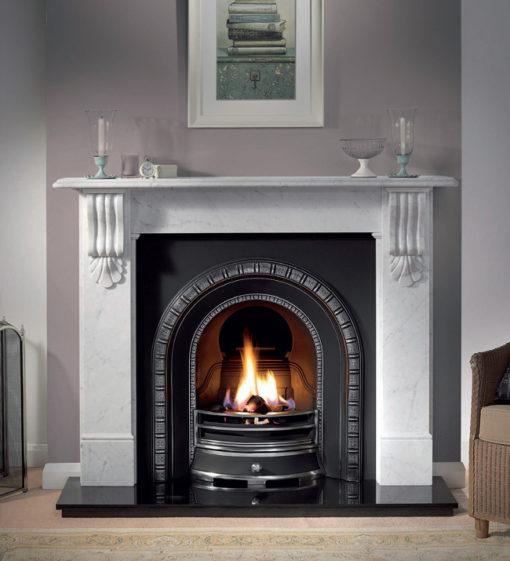 The Henley Cast Iron Fireplace Insert