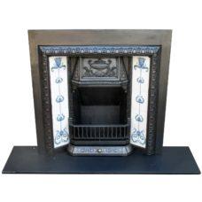 "INS256 - Original Urn Insert Fireplace (38""H x 38""W)"