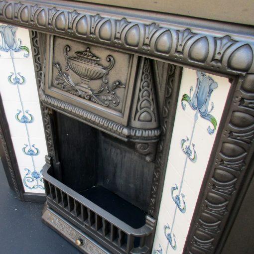 Original Urn Insert Fireplace