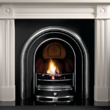 GAL005 - Jubilee Cast Iron Fireplace Insert