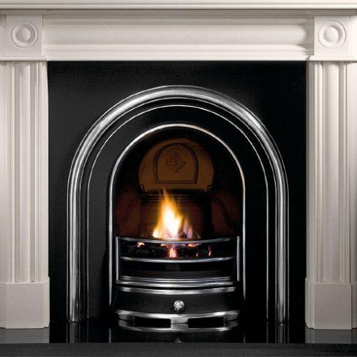 Jubilee Cast Iron Fireplace Insert