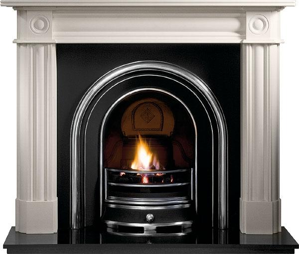 Jubilee Cast Iron Fireplace Insert 37 Quot Victorian