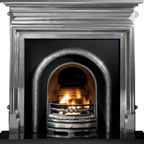 Lytton Cast Iron Fireplace Insert