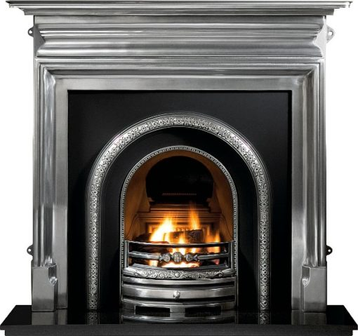 Lytton Cast Iron Fireplace Insert