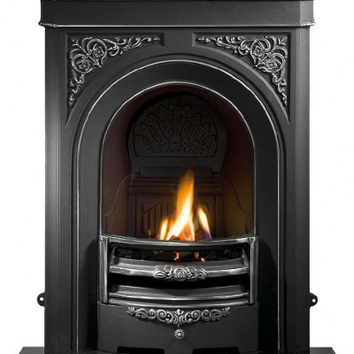 The Nottage Cast Iron Combination Fireplace