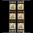 OT209 - Original Victorian Period Fireplace Tiles