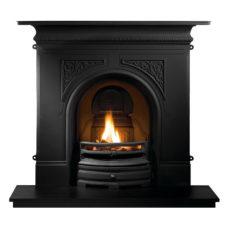 GAL023 - Pembroke Cast Iron Combination Fireplace