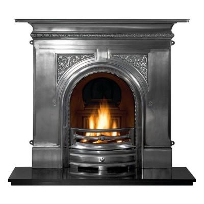 The Pembroke Cast Iron Combination Fireplace
