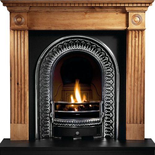 Regal Cast Iron Fireplace Insert