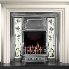 GAL013 - Sovereign Cast Iron Insert Fireplace