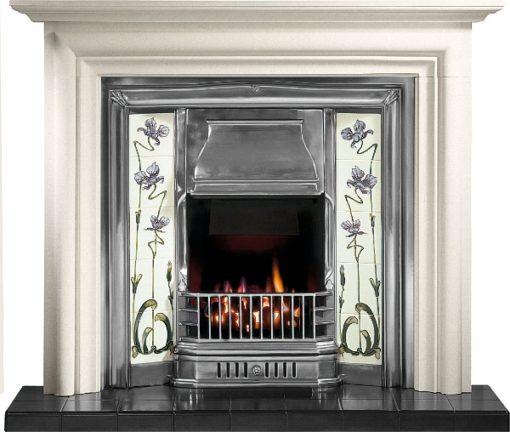 Sovereign Cast Iron Insert Fireplace