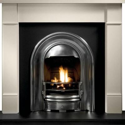 GAL010 - Sutton Cast Iron Fireplace Insert