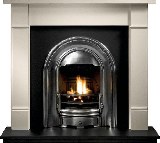 Sutton Cast Iron Fireplace Insert