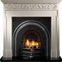GAL011 - Tradition Cast Iron Fireplace Insert