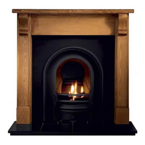 Coronet Cast Iron Fireplace Insert