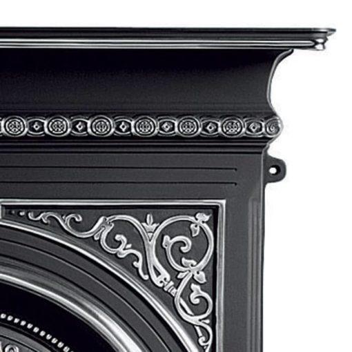 Tregaron Cast Iron Combination Fireplace
