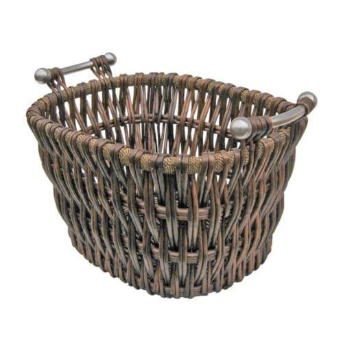Manor Bampton Willow Log Basket