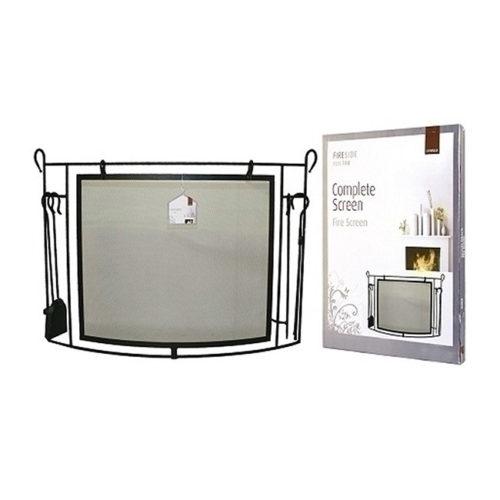 Complete Fire Screen & Companion Set