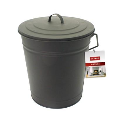 Metal Coal Tub