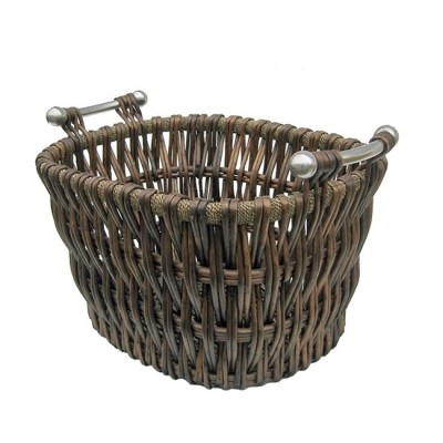Bampton Willow Log Basket