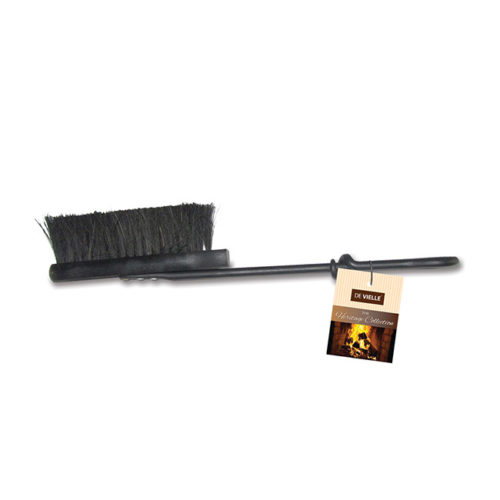Heritage Long Handle Stove Brush