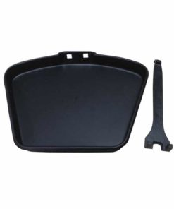 De Vielle Heavy Duty Ash Pan & Handle