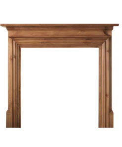 The Danesbury Wooden Fireplace Surround