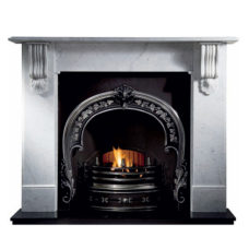 GAL055 - The Fitzwilliam Horseshoe Fireplace Insert