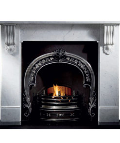 The Fitzwilliam Horseshoe Fireplace Insert