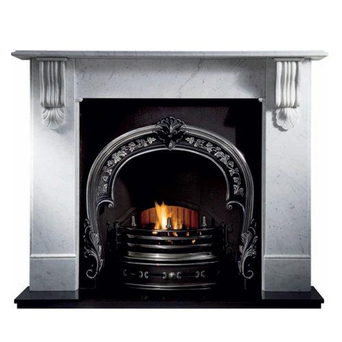 The Fitzwilliam Horseshoe Fireplace Insert