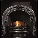 GAL055 - The Fitzwilliam Horseshoe Fireplace Insert