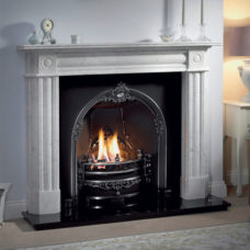 GAL056 - The Gloucester Horseshoe Fireplace Insert