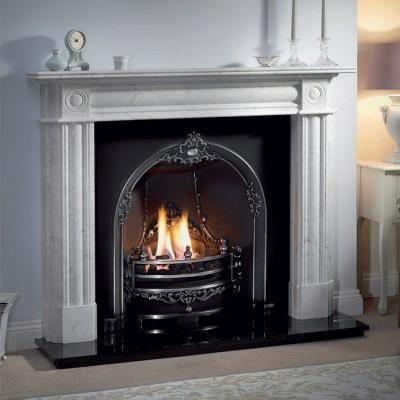 The Gloucester Horseshoe Fireplace Insert