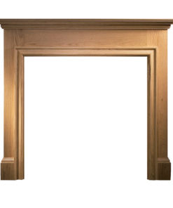The Howard Wooden Fireplace Surround
