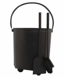 De Vielle Coal Bucket & Companion Set