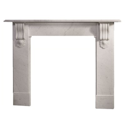 Kingston Carrara Marble Surround