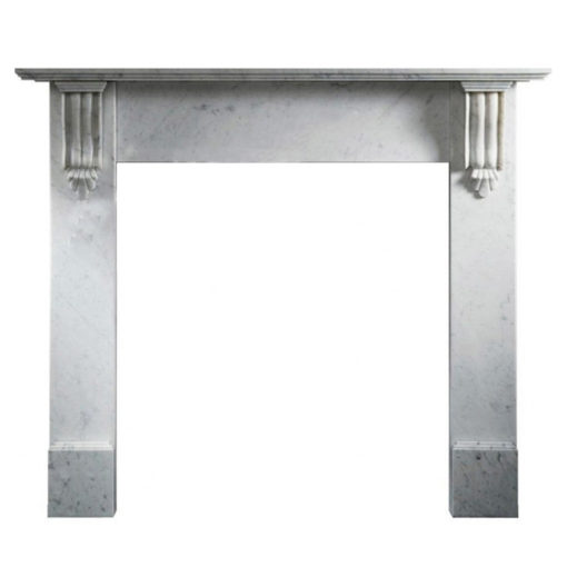 Richmond Carrara Marble Surround