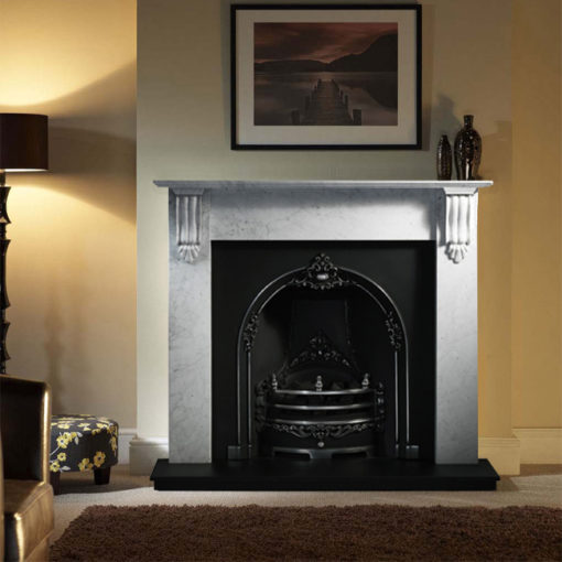 The Richmond Cararra Marble Surround