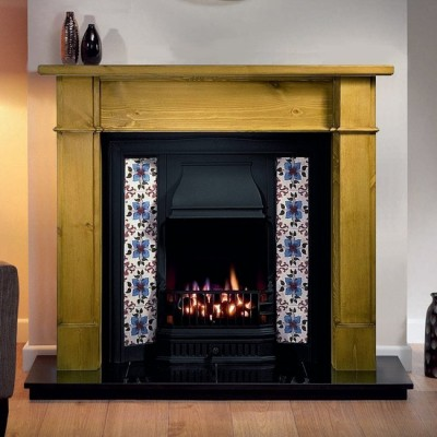 The Worcester Wooden Fireplace Surround
