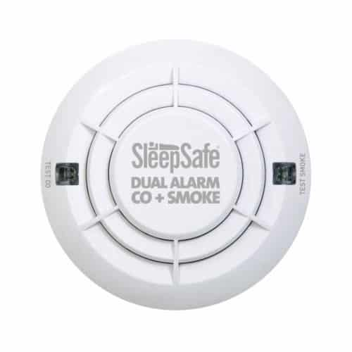 Sleepsafe Electronic Dual Detector Alarm
